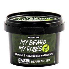 "Масло для ухода за бородой ""My Beard My Rules"", Beard Butter, Beauty Jar, 90 г - фото"