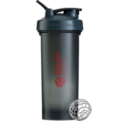 Шейкер Pro45, Grey/Red, 1300 ml - фото