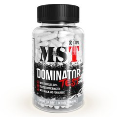 Dominator Test (тестобустер), MST Nutrition, 90 капсул - фото