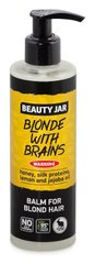 "Бальзам для блондинок ""Blonde With Brains"", Balm For Blond Hair, Beauty Jar, 250 мл - фото"