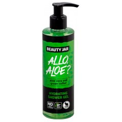 "Гель для душа ""Allo, aloe?"", Hidrating Shower Gel, Beauty Jar, 250 мл - фото"