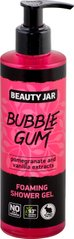 "Гель для душа ""Bubble gum"", Foaming Shower Gel, Beauty Jar, 250 мл - фото"