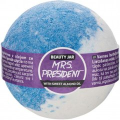 "Бомбочка для ванны ""Mrs. President"", Relax Natural Bath Bomb, Beauty Jar, 150 г - фото"