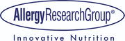 Allergy Research Group логотип