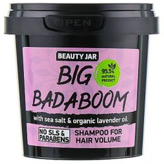 "Шампунь для объема волос ""Big Badaboom"", Shampoo For Hair Volume, Beauty Jar, 150 мл - фото"