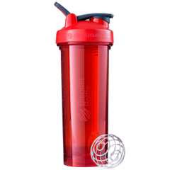 Шейкер Pro32 Tritan, Red, Blender Bottle, 940 ml - фото