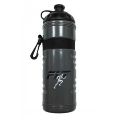 Фляга Sport water bottle, серая, Fit, 750 мл - фото