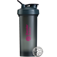 Шейкер Pro45, Grey/Pink, Blender Bottle, 1300 ml - фото