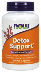Комплекс детоксикации организма Detox Support, Now Foods, 90 капсул - фото