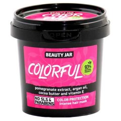 "Маска для волос ""Colorful"", Color Protection Mask, Beauty Jar, 150 мл - фото"